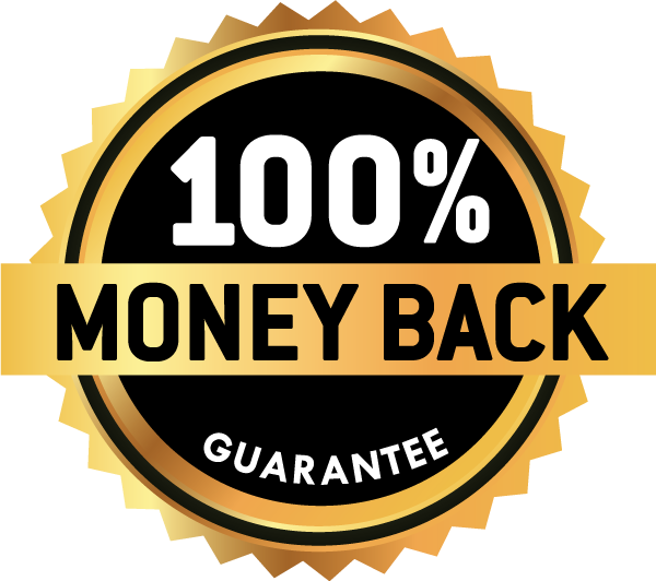 150 1501872 100 money back guarantee circle clipart